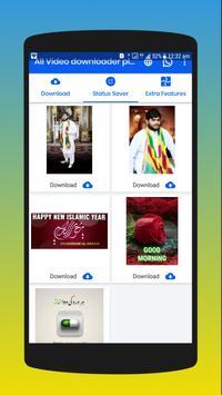 All Video Downloader Plus – Free Status Saver screenshot 2