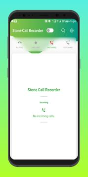 Stone Call Recorder-Automatic Call Recorder 截圖 2