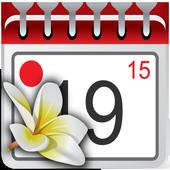 Kalender Bali icon