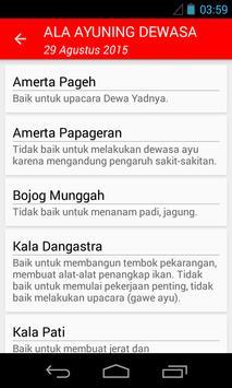 Kalender Bali screenshot 4