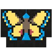 Pixel Art Papillon Couleur Par Numéro Pour Android
