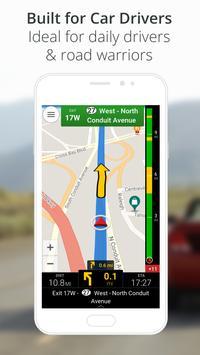 CoPilot GPS 截图 1