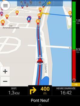 CoPilot GPS capture d'écran 11