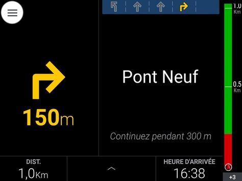 CoPilot GPS capture d'écran 12