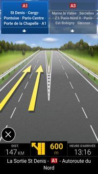 CoPilot GPS capture d'écran 14