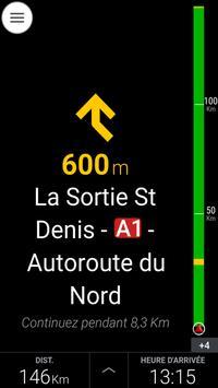CoPilot GPS capture d'écran 18