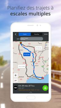 CoPilot GPS capture d'écran 4