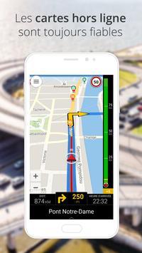 CoPilot GPS capture d'écran 5