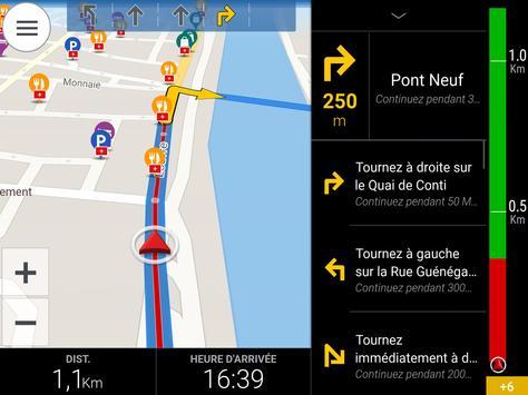 CoPilot GPS capture d'écran 8