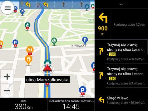 CoPilot GPS screenshot 3