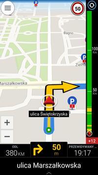 CoPilot GPS screenshot 1