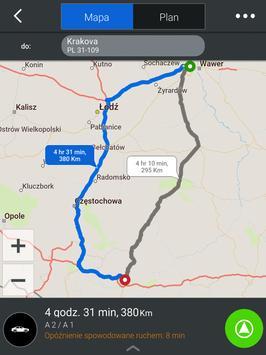 CoPilot GPS screenshot 4