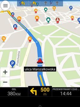 CoPilot GPS screenshot 8
