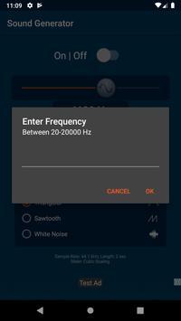 Sound Generator screenshot 1