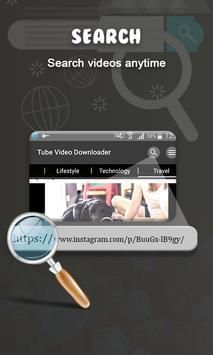 All Tube Video Downloader - Play & Download Videos screenshot 1