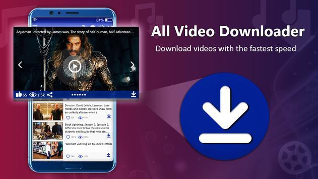 All Video Format Downloader - Online Hd Videos poster