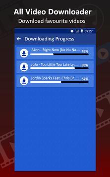 All Video Format Downloader - Online Hd Videos screenshot 4