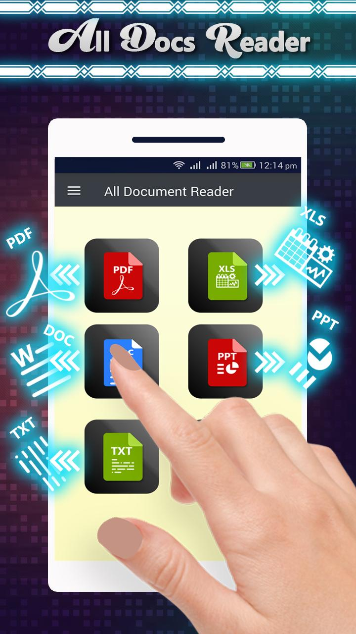 All Documents Reader: PDF PPT Word 2019 for Android - APK