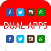 Multiple Social Networks in one - All Social Media icon