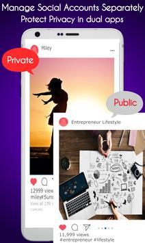 Multiple Social Networks in one - All Social Media screenshot 3