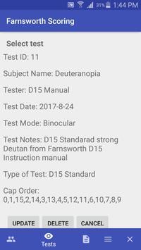 Farnsworth CVD Scoring screenshot 3