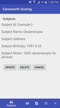 Farnsworth CVD Scoring screenshot 1