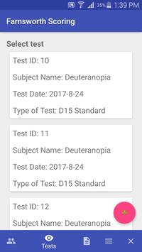 Farnsworth CVD Scoring screenshot 2