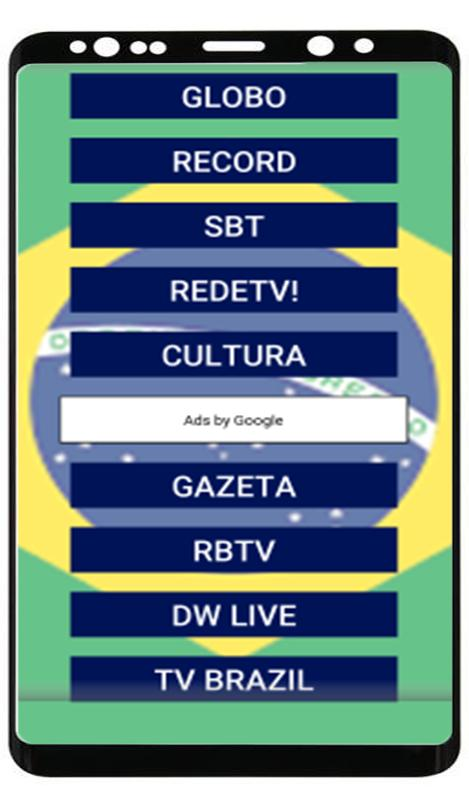 Brazil TV : Direct and Replay 2019 for Android - APK Download