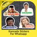 Kannada Stickers for Whatsapp - WAStickerApps