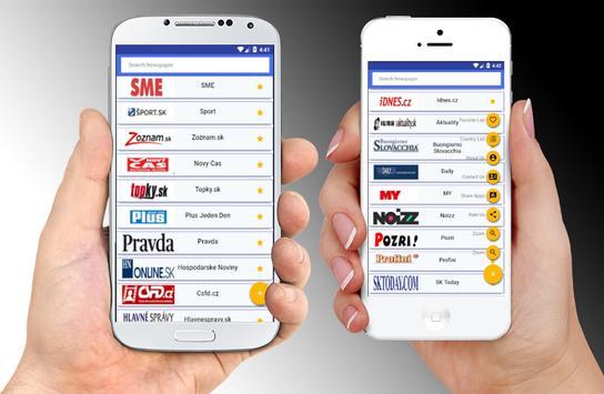 0ce3e830e All Slovakia Newspaper | sme sk, Pravda, topky sk for Android - APK ...