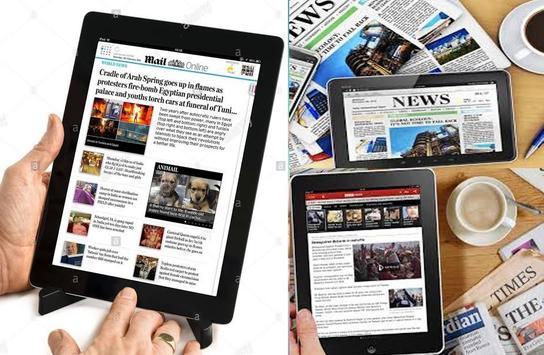 All Hong Kong Newspapers |All HK News Radio TV screenshot 11