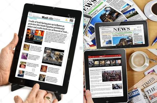 All Hong Kong Newspapers |All HK News Radio TV screenshot 5