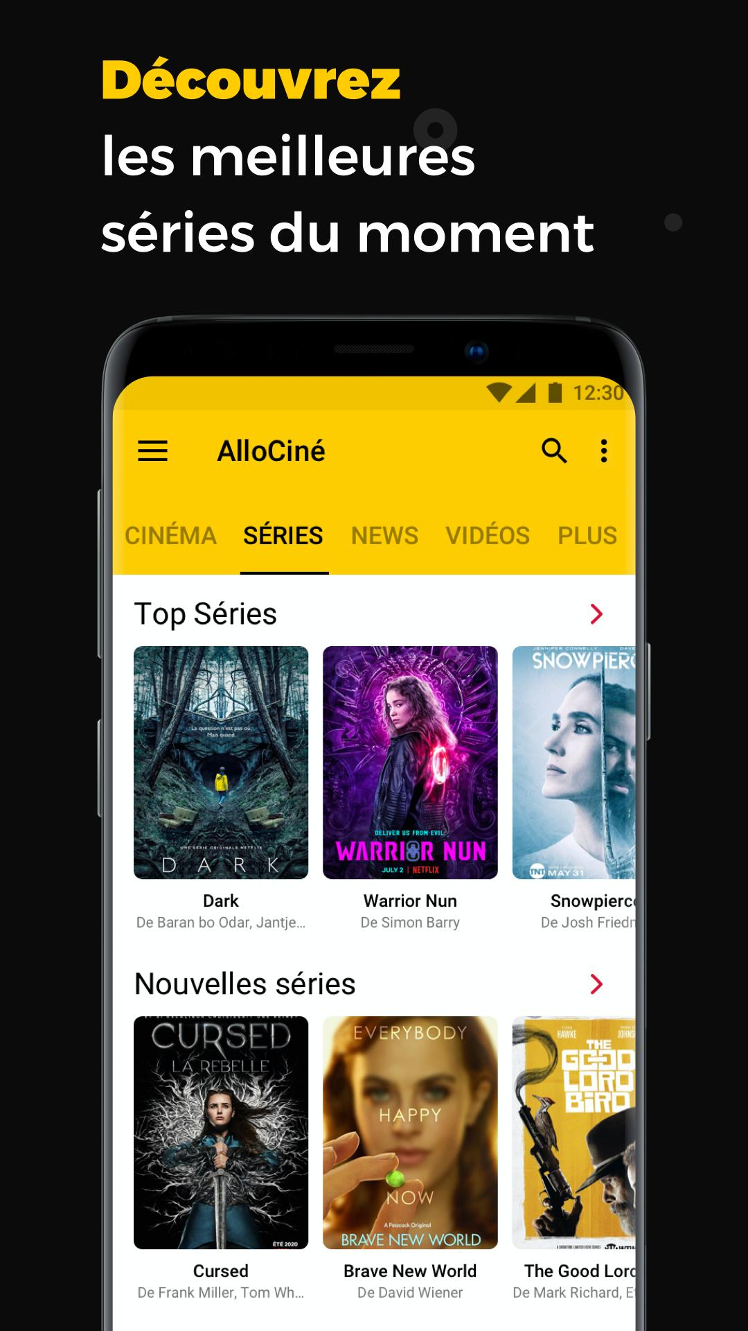 AlloCine for Android - APK Download