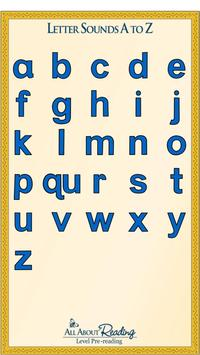Letter Sounds A to Z screenshot 2