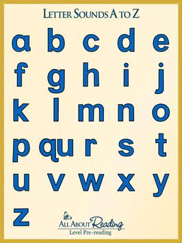 Letter Sounds A to Z screenshot 5