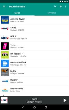 Deutsches Radio screenshot 10