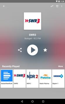 Deutsches Radio screenshot 11