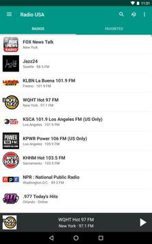 Radio USA screenshot 11