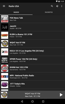 Radio USA screenshot 13