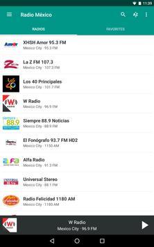 Radio México screenshot 10