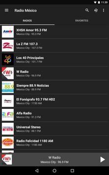 Radio México screenshot 12