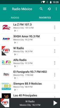 Radio México screenshot 6