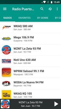 Radio Puerto Rico постер