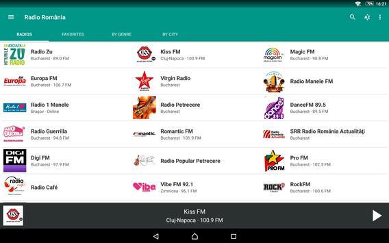 Radio Romania screenshot 7