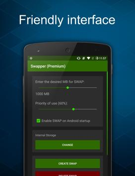 Download (ROOT) Swapper - Create SWAP Memory Apk for Android