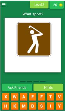 US Park Sign Quiz Game poster