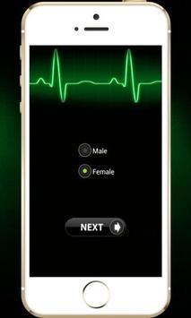 Blood Pressure Tracker : BP Logger : BP Checker screenshot 12