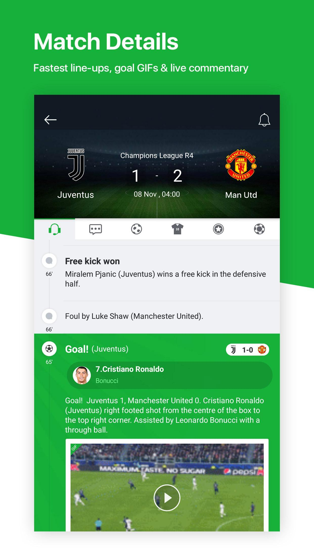 All Football for Android - APK Download