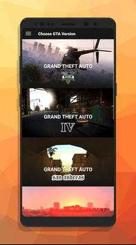 Cheats for all GTA Poster