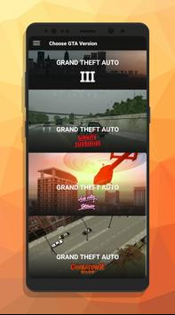 Cheats for all GTA captura de pantalla 1